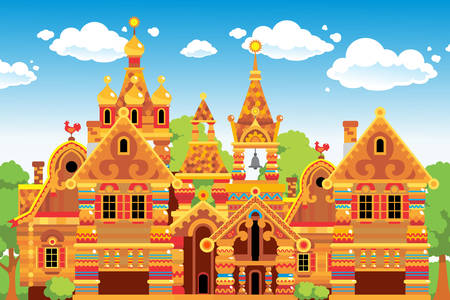 Palácio de fadas