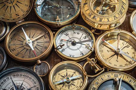 Zbierka kompasu