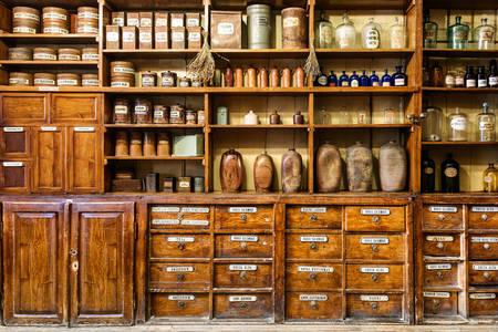 Old pharmacy