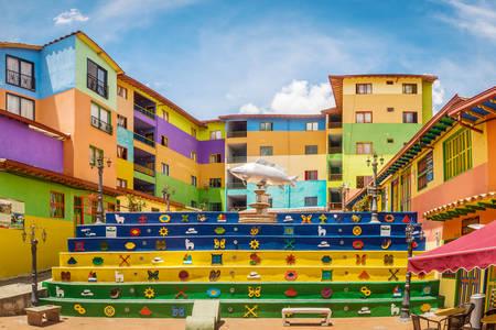 Plaza de los Zocalos