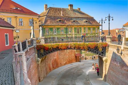 Sibiu, Roemenië