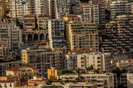 Edifici residenziali Monaco