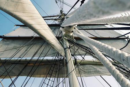 Mastro de veleiro