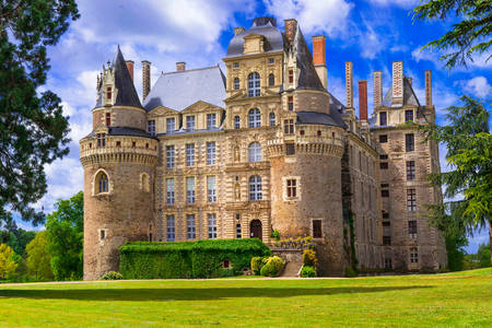 Замок Бріссак