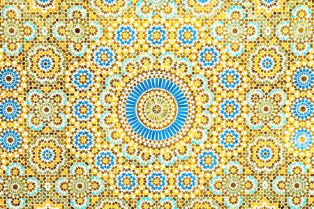 Marocké dlaždice