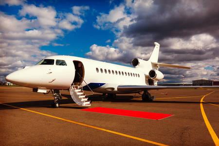 Prywatny samolot