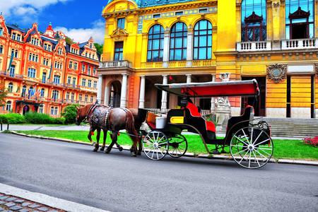Arquitetura Karlovy Vary