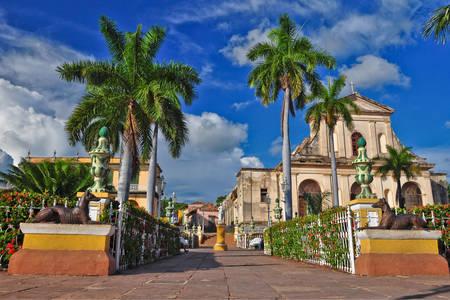 Kerk van de Heilige Drie-eenheid in Trinidad