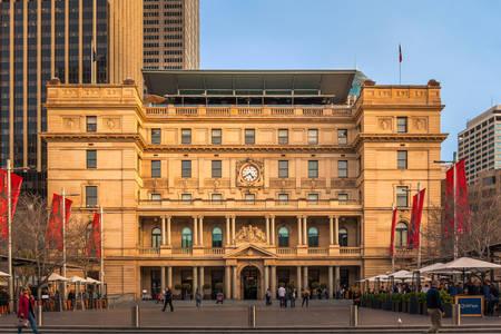 Customs building in Sydney