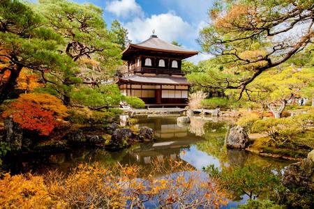 Świątynia Kinkaku-ji