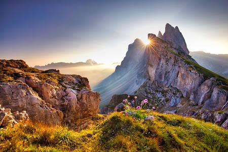 Secheda-hegy