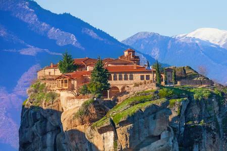 Szentháromság kolostor