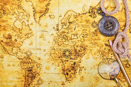 Harita üzerinde farklı nesneler