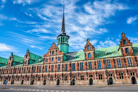 Bourse de Copenhague