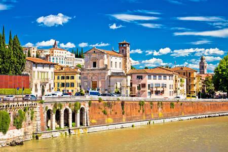 Terasament Verona
