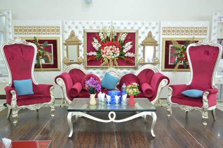 Wnętrze na wesele