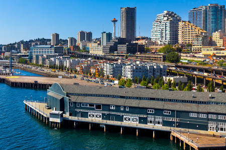 Seattle Waterfront Parkı