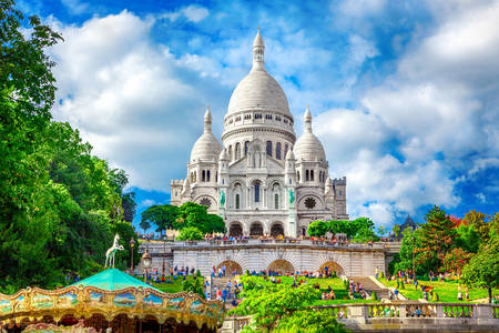 Sacré Coeur Basilica