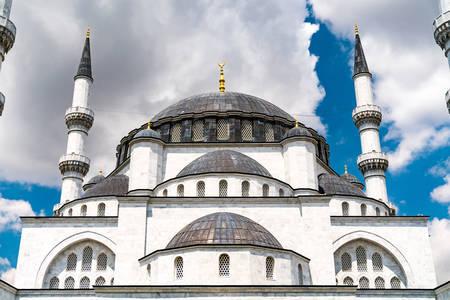 Melike Hatun Moschee in Ankara