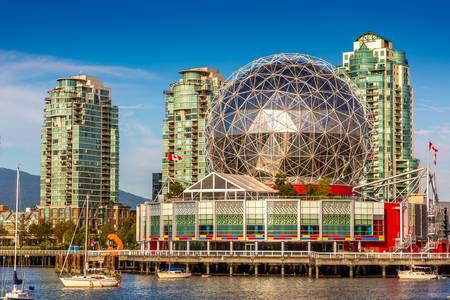Muzeum World of Science ve Vancouveru