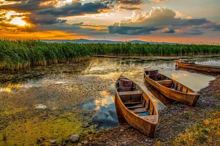 Mocsári Karamyk -tó