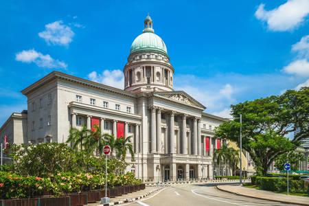 Singapur Ulusal Galerisi