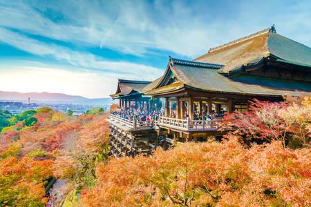 Kiyomizu-Dera Tapınağı