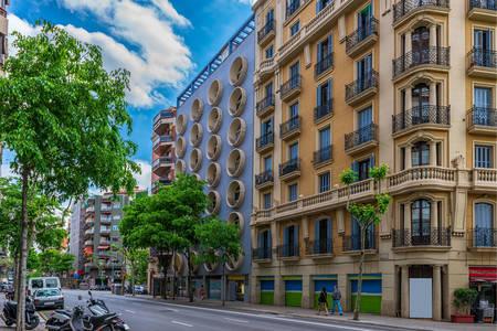 Strada din Barcelona