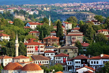 Architecture of Safranbolu