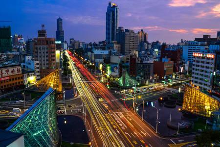Το βράδυ Kaohsiung