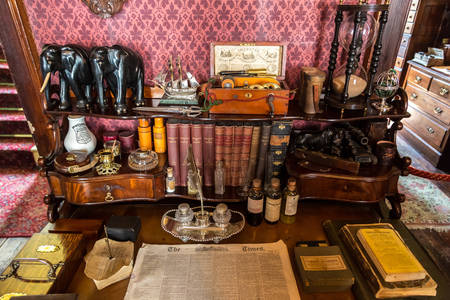 Музей на Шерлок Холмс в Лондон