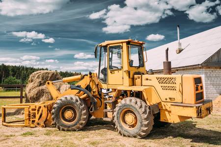 Multipurpose wheel loader