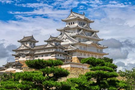 Castelul antic Himeji
