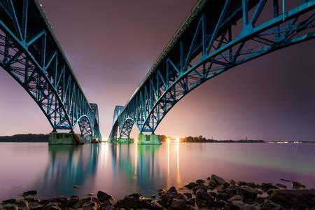 Most južného Veľkého ostrova