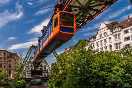 Wuppertal Cable Car