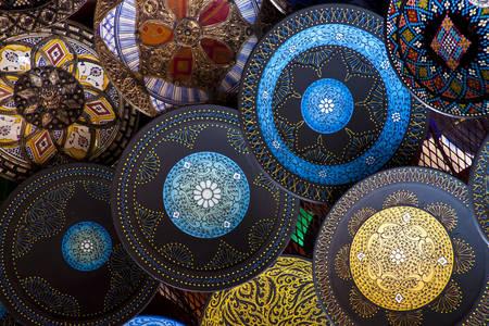 Cerâmica tradicional marroquina