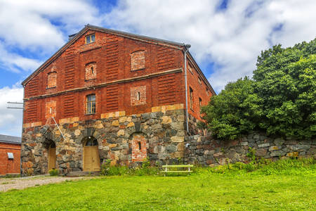 Sveaborg fortress