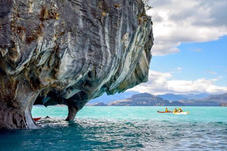 Cavernas de mármore