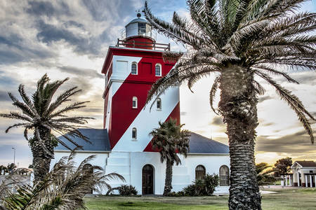 Cape Town Green Point Lighthouse