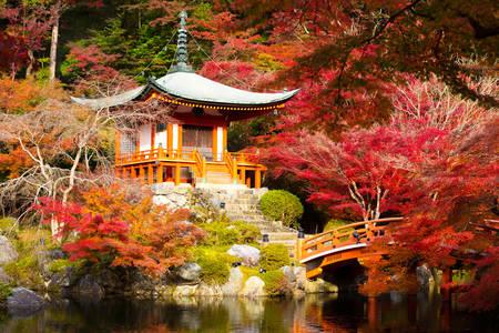 Daigo-ji-tempel