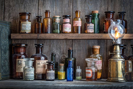 Εκλεκτής ποιότητας φυσαλίδες φαρμακείου