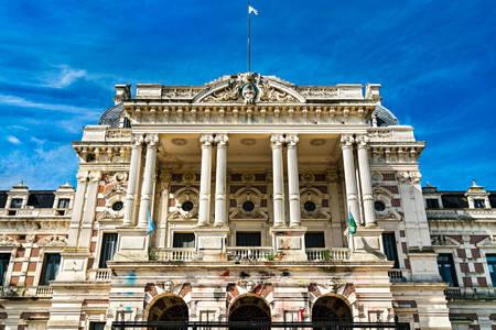 Дом правительства провинции Буэнос-Айрес