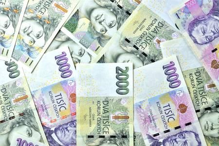 Češka koruna
