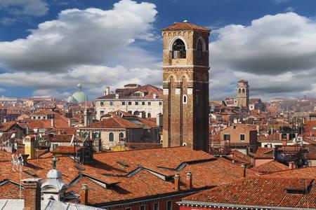 Arhitectura de Veneție