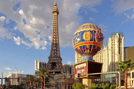 Hotel Paris in Las Vegas
