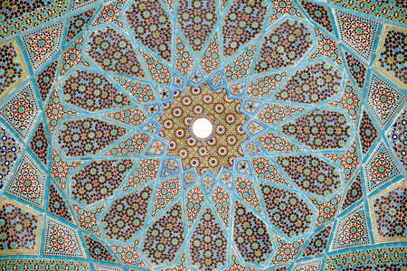 La mosaïque dans l'art islamique