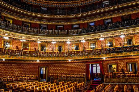 Színház belső terek