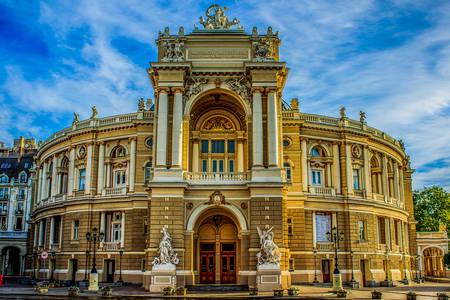 Odesszai Operaház