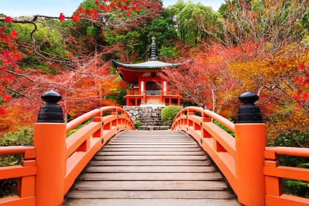 Daigo-ji Buddhist Temple