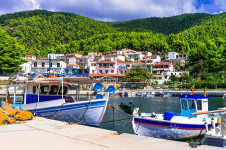 Острів Скопелос